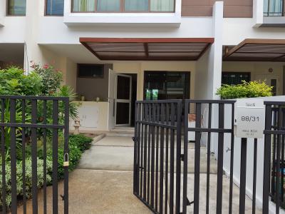 บ้านพร้อมเฟอร์นิเจอร์ 40000 กรุงเทพมหานคร เขตพระโขนง บางจาก